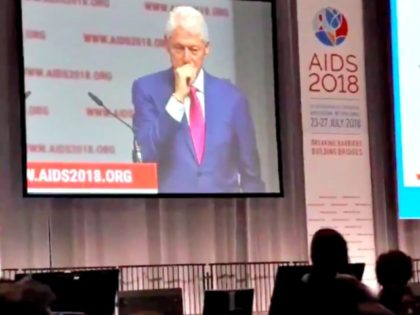 Bill Clinton AIDS Conference