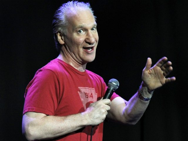 Bill Maher performs at the Seminole Hard Rock Hotel and Casinos' Hard Rock Live on September 02, 2012 in Hollywood, Fla. (Photo by Jeff Daly/Invision/AP)