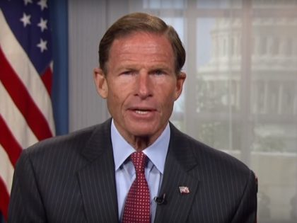 Richard Blumenthal during 7/13/18 Democratic Weekly Address