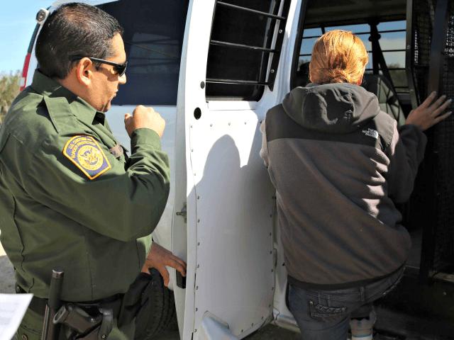 Border Patrol, Asylum