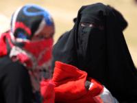 Burqa Iraq Getty