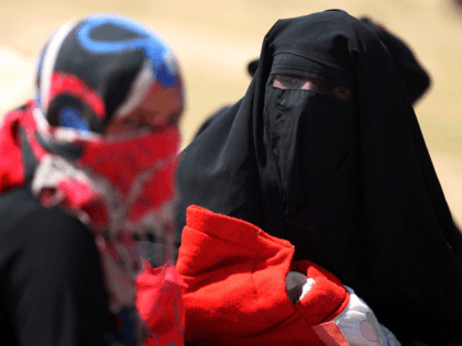 Burqa Iraq Getty