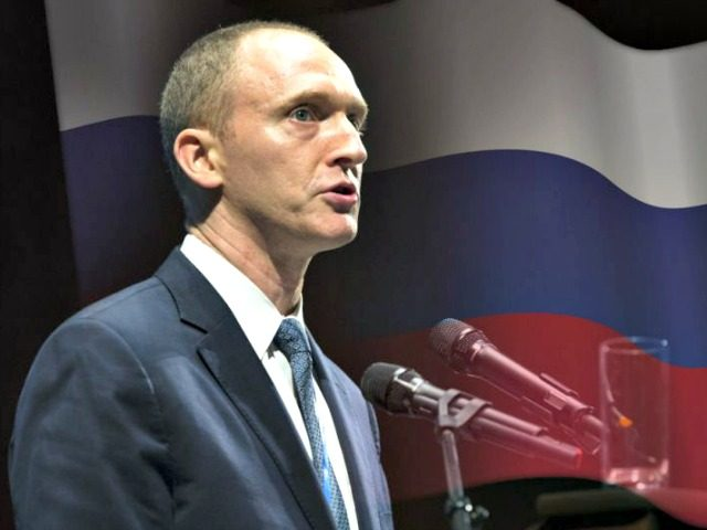 Justice Dept. releases FISA documents on Carter Page