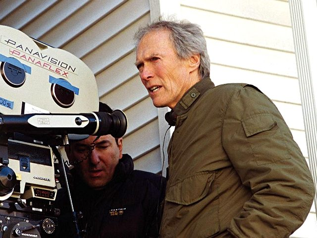 Clint Eastwood in Mystic River (2003) Titles: Mystic River People: Clint Eastwood © 2003 - Warner Bros. Entertainment
