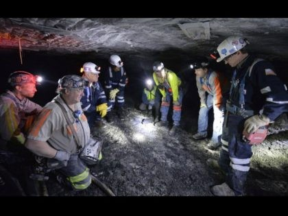 Coal Miners Timothy D. Easley:AP