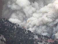 Cranston fire (Mario Tama / Getty)
