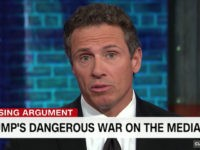 CNN's Cuomo: Calling the Press the 'Enemy of the People' Is Proof Trump Hates America