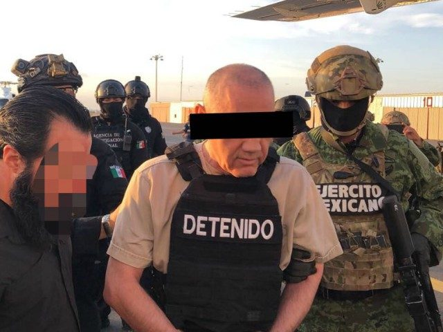Mexico extradites cartel boss El Chapo's right-hand man to US