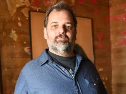 Writer/ actor Dan Harmon attends the Seeso original screening of 'HarmonQuest' at The Virgil on July 12, 2016 in Los Angeles, California. (Photo by Emma McIntyre/Getty Images for Seeso)
