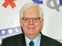 PASADENA, CA - JULY 30: Dennis Prager at Politicon at Pasadena Convention Center on July 30, 2017 in Pasadena, California. (Photo by John Sciulli/Getty Images for Politicon)