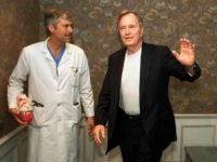 George H.W. Bush's Former Doctor Gunned Down Riding Bicycle