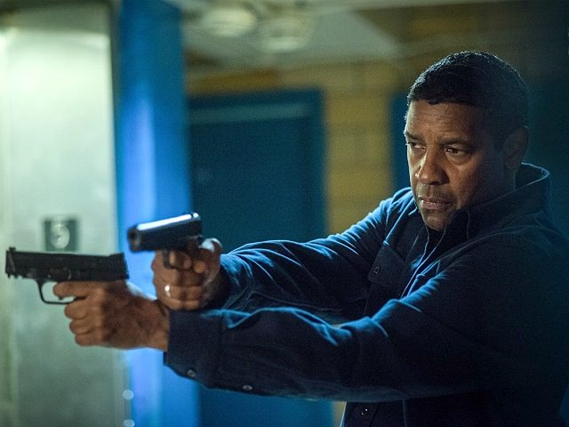 Denzel Washington in The Equalizer 2 (Sony Pictures, 2018)