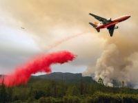 Ferguson fire (Noah Berger / AFP)