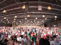 "The ""free Iran"" rally held in Paris this past weekend by the National Council of Resistance of Iran (NCRI)"