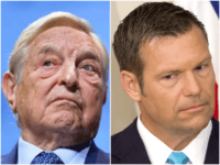 Exclusive – Soros-Funded ACLU Running Robocalls Against Kris Kobach in Kansas Governor's Race