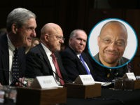 WaPo's Eugene Robinson: 'Loyal and Honorable Deep State Has a Higher Duty,' 'God Bless Them'