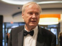 WASHINGTON, DC - APRIL 25: Chris Matthews, host of MSNBC's 'Hardball', attends the 101st Annual White House Correspondents' Association Dinner at the Washington Hilton on April 25, 2015 in Washington, DC. (Photo by Teresa Kroeger/Getty Images)