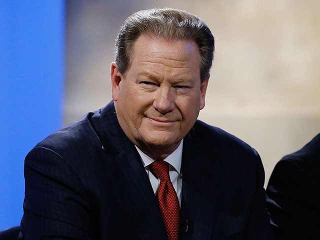 "NEW YORK, NY - FEBRUARY 03: Ed Schultz attends Hulu Presents ""Triumph's Election Special"" produced by Funny Or Die at NEP Studios on February 3, 2016 in New York City. (Photo by John Lamparski/Getty Images for Hulu)"