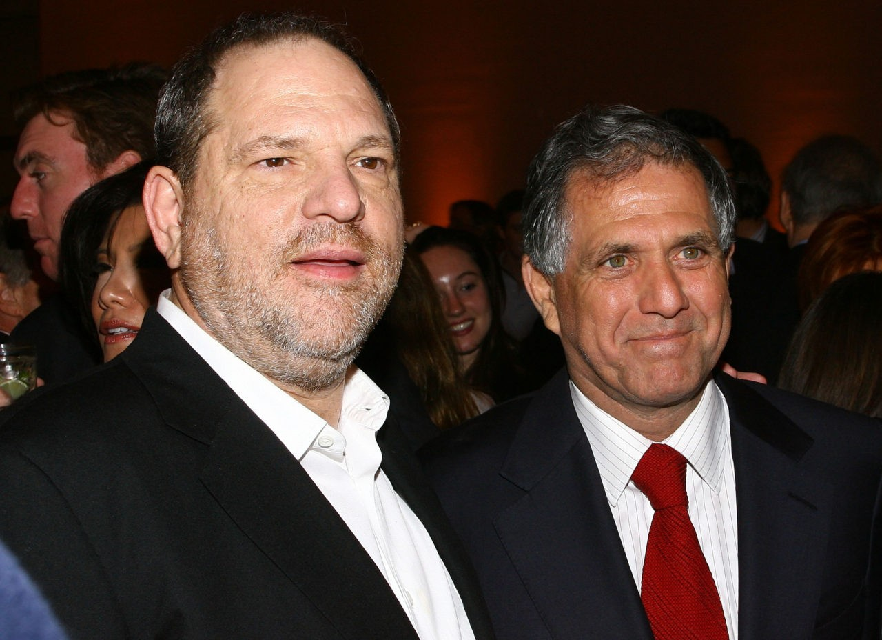 Les Moonves, CEO of CBS, Accused of Sexual Misconduct: Report