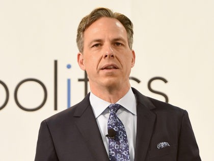 CNN's Tapper: A Friend Texted Me That Her Daughter Burst Into Tears Because of Trump's Behavior