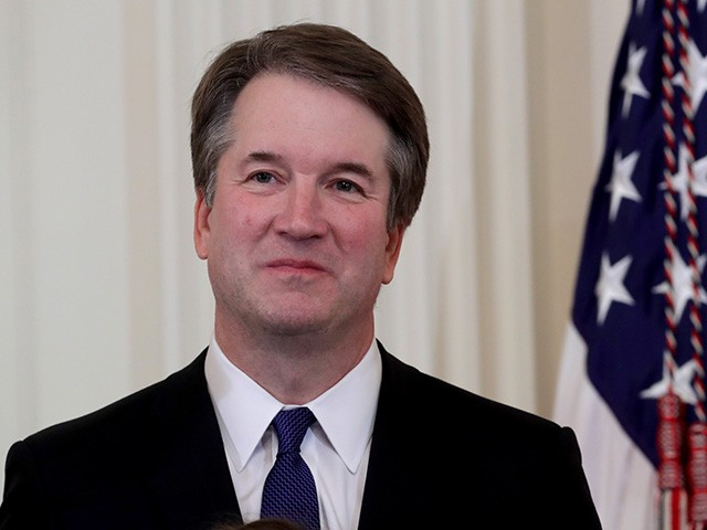 Brett Kavanaugh: Banning a 'Class of Arms' Like Banning a 'Category of Speech'