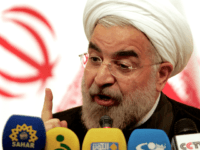 Iranian president-elect Hassan Rowhani speaks during a press conference in Tehran on June 17, 2013. Rowhani expressed hope that Iran can reach a new agreement with major powers over its disputed nuclear programme, saying a deal should be reached through more transparency and mutual trust. AFP PHOTO/BEHROUZ MEHRI (Photo credit …