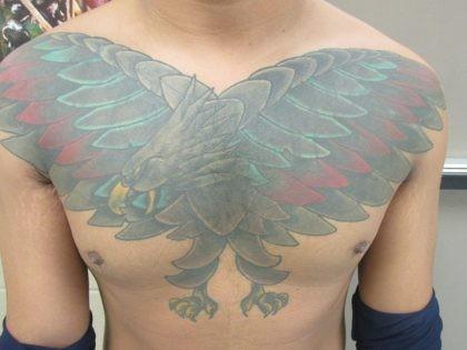 18th Street Gang Member (Photo: U.S. Border Patrol/Rio Grande Valley Sector)