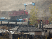 North Korea coal exports have been targeted in international sanctions, but Pyongyang could be preparing to resume exports, satellite images show. File Photo by Stephen Shaver/UPI