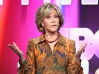 Jane Fonda: 'Halt' Governments If They Don't Fight Climate Change