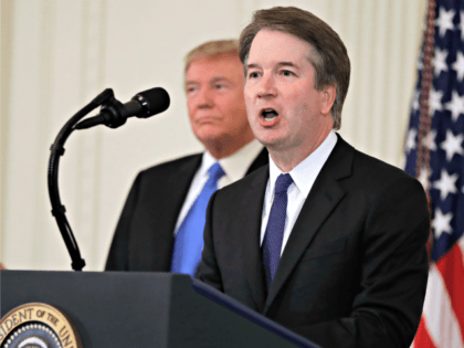 Donald Trump: Justice Kavanaugh 'Assaulted by Lies and Fake News'