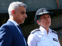 Police in Khan's London BAN Pro-Trump Rally at U.S. Embassy