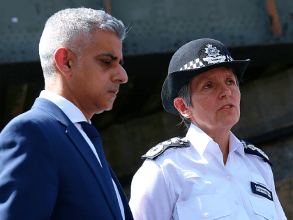 'Free Speech Is Dead' – Police in Khan's London BAN Pro-Trump Rally at U.S. Embassy