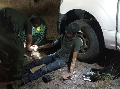 Border Patrol Agents Rescue Migrant Lost for 9 Days Without Food, Water