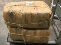 Bundles of marijuana seized at RGV border with Mexico. (Photo: U.S. Border Patrol/Rio Grande Valley Sector)