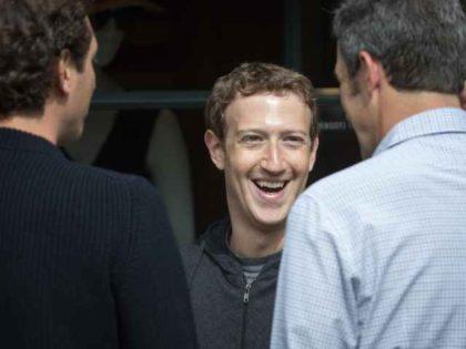 Mark Zuckerberg at Allen Conference
