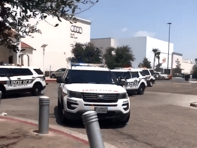 McAllen Mall Shooting (Photo: Twitter/@hectorsandoval0)