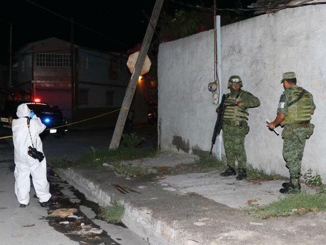 Mexican Crime Scene