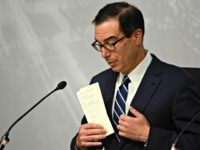 Mnuchin refuses House subpoena to release Trump's tax returns