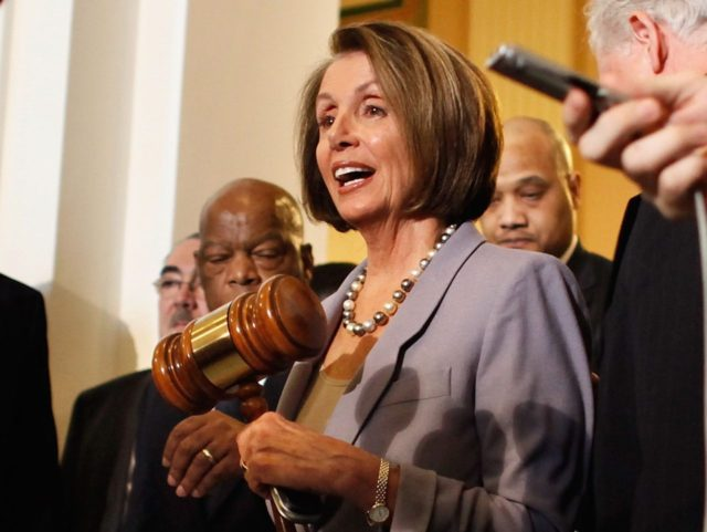 Nancy Pelosi gavel