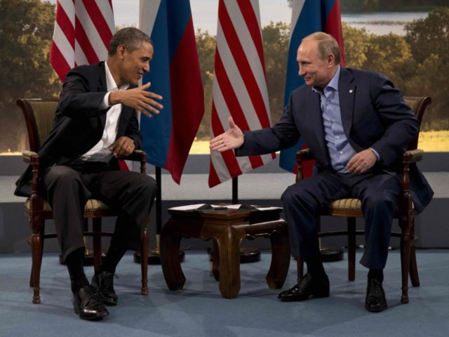 Obama Putin bros (Evan Vucci / Associated Press)