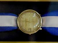 JERUSALEM (AP) — Israel says its Mossad spy agency has recovered the wristwatch of Eli Cohen, an Israeli spy who became a national hero after he was executed by Syria five decades ago.