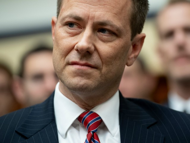 Peter Strzok: Trump's Remarks About Muslim Gold Star Family 'Horrible, Disgusting'