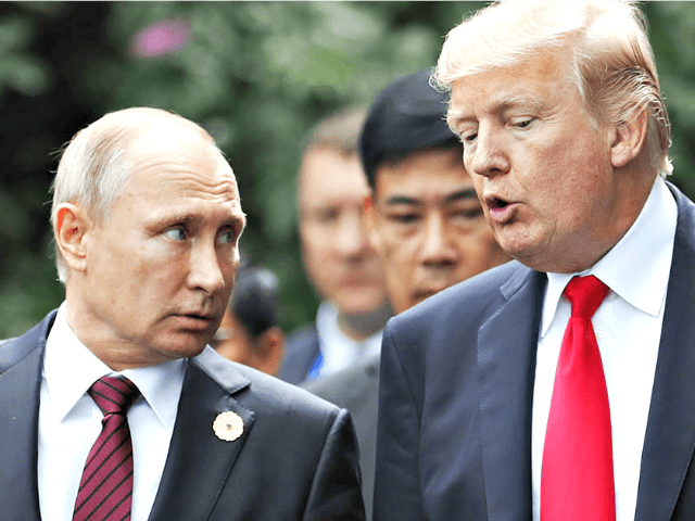 Putin Praises Trump Decision to Withdraw from Syria…