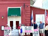 Red Hen Protest