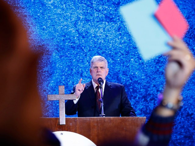Rev. Franklin Graham Calls Day of Prayer for Trump