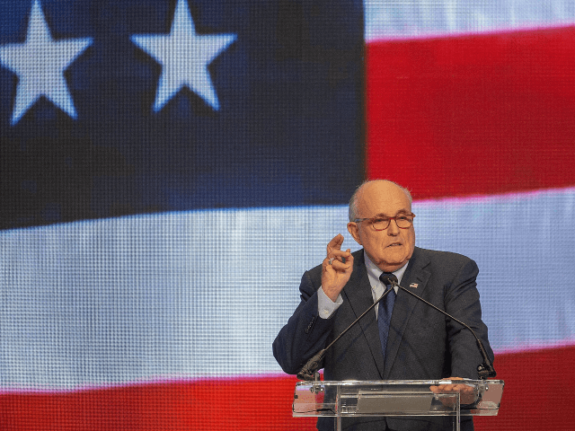 Giuliani: Cohen's 'Going To Be Disbarred'