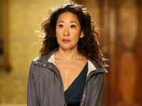 Sandra Oh in Killing Eve (2018) Titles: Killing Eve People: Sandra Oh Photo by BBC AMERICA/Sid Gentle Films Ltd