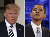 Nolte: Massive Media Fail as Poll of Polls Prove Trump's More Popular than Obama
