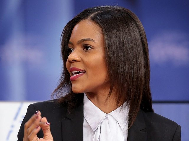 YouTube Hides PragerU Video of Candace Owens' Testimony in