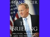 Sean Spicer The Briefing Book Cover